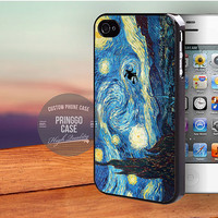 Van Gogh Harry Potter Paintings Starry case for iPhone 5,5s,5c,4,4s,6,6+,iPod 4th 5th,Samsung Galaxy S3,S4,S5,Note 2,3,HTC One,LG Nexus