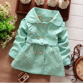 Girls Cardigan Children S Coat Children From Babytopz