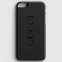 Gucci Black Emboss iPhone 8 Case