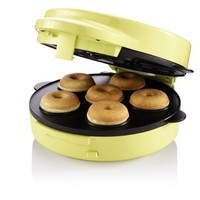 Sunbeam FPSBMDM970 Multi Plate Dessert Maker, Yellow