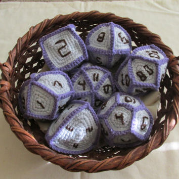 Custom Gaming Dice Set - what theme do you want?