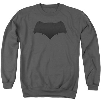 Batman V Superman Batman Logo Mens Crewneck Sweatshirt