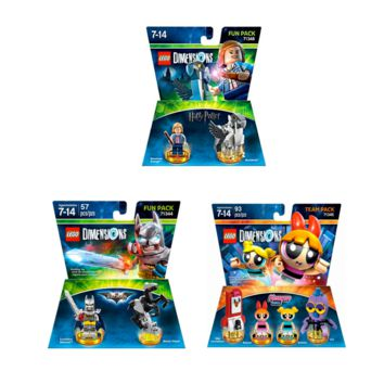 Lego Dimensions Harry Potter Excalibur Batman The Powerpuff Girls By LEGO Dimensions | Games Powerpuff Girls Level Pack Harry Potter Lego Dimension Fun Pack Lego Dimensions Batman Excalibur Fun Pack