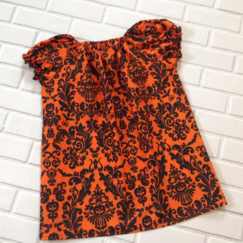 Halloween Dress 3T Ready To Ship Boutique Clothing By Lucky Lizzy's