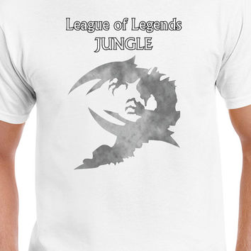 League Of Legends Jungle Nocturne Jungling in Style Gaming T-Shirt