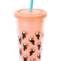 Sunnylife Print Double Walled Tumbler | Nordstrom