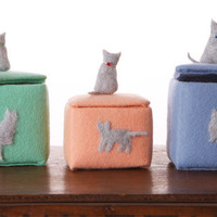 How-Tuesday: Crafting With Cat Hair | The Etsy Blog