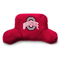 Ohio State Buckeyes NCAA Bedrest Pillow