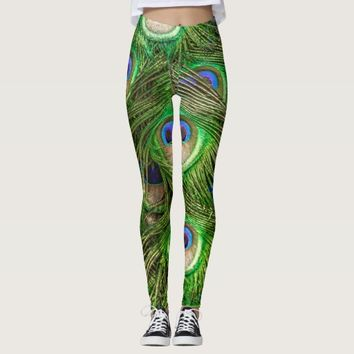 Plumas Leggings