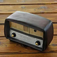 Retro Radio Vintage Home Decor