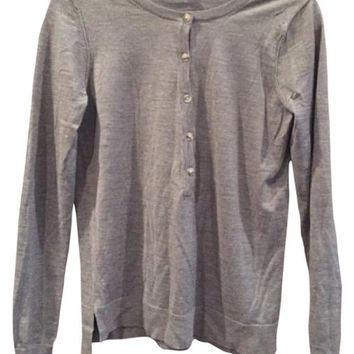 Theory Henley / Galena Preen Sweater 70% off retail