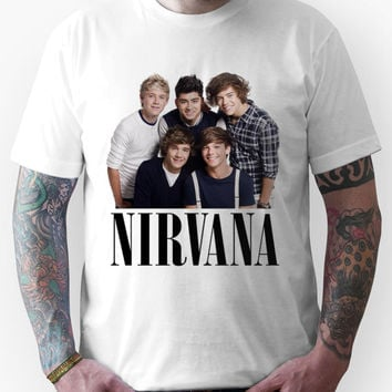 One [Direction] Nirvana Unisex T-Shirt