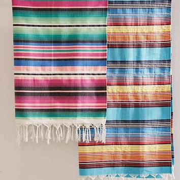 Ellie Stripe Essential Bath Towel