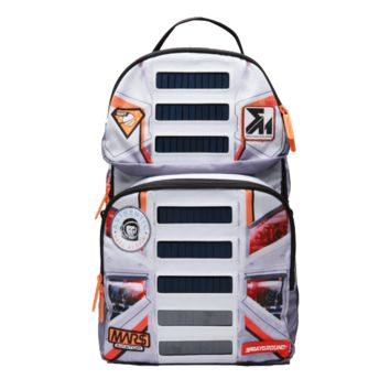 Sprayground x Buzz Aldrin - Mission to Mars: Solar Panel Backpack