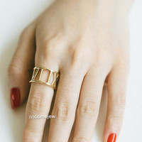 Roman numeral ring,jewelry rings,ring,birthday gift,anniversary gift,roman numbers,couple rings,gold rings,cute ring,SKD28