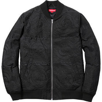 Supreme: Uptown Jacket - Black