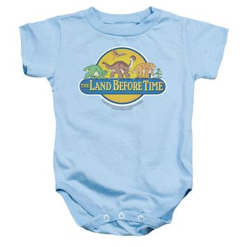 Land Before Time - Dino Breakout Infant Snapsuit