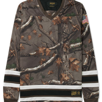 10.DEEP Hunting Camo 95 Mesh Jersey | HYPEBEAST Store.