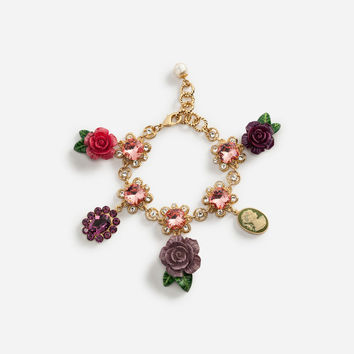 New Arrivals Women's Accessories | Dolce&Gabbana - BRACELET WITH CHARMS