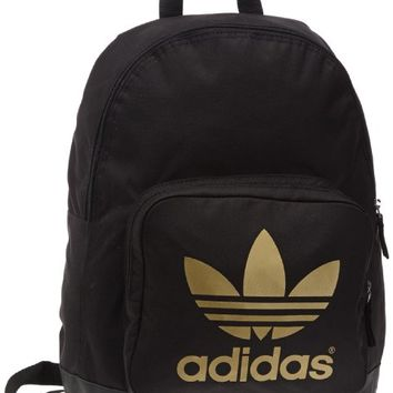 Adidas Original AC BPACK Classic Backpack Bookbag Black G84824