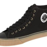 PF Flyers Center Hi Black Gum - Free Shipping. Easy Returns