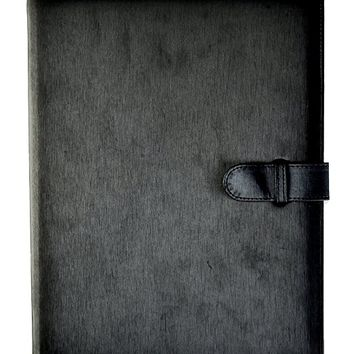 Arpan A4 Professional Display Presentation Book Portfolio Folder (Black - 36 Pockets (72 Sides))
