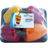 Rainbow Bell Peppers, 4 count