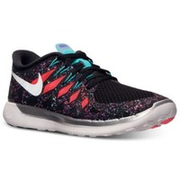 Nike Women's Free 5.0 2014 Running Sneakers from Finish Line | macys.com