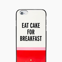 Kate Spade Eat Cake Iphone 6 Plus Case Multi ONE
