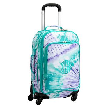 Jet-Set Cool Tie-Dye Carry-On Spinner