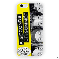 5Sos Funny Eyes 5 Seconds Of Summer For iPhone 6 / 6 Plus Case