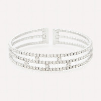 DAINTY TRIPLE BAND CUFF