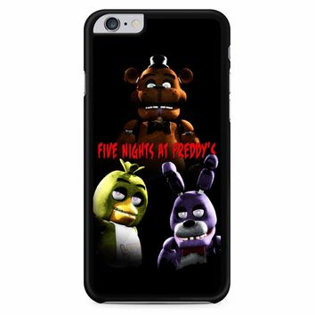 Five Nights At Freddy S 4 Wallpaper iPhone 6 Plus / 6s Plus Case