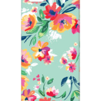 Floral iPhone and Galaxy S Cases