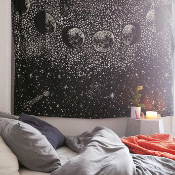 Stardust Tapestry | Urban Outfitters