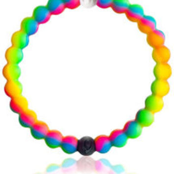Neon Make A Wish Foundation Lokai Bracelet Large