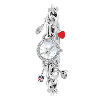 Houston Texans NFL Women's Charm Series Watch