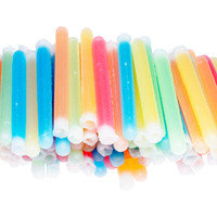 Wax Candy Stick Tubes: 18LB Case