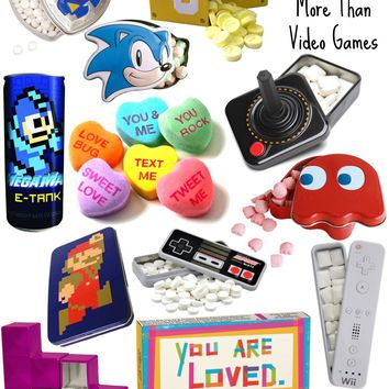 The I Love You More Than Video Games unBasket