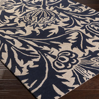 Surya William Morris (WLM3008-58) 5' x 8'