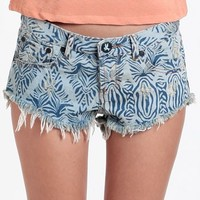Bonita Cutoff Shorts In Wildwood By One Teaspoon