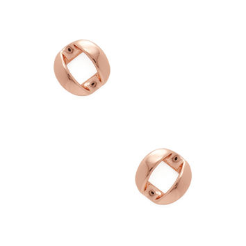 Marc by Marc Jacobs Jewelry Women's Katie Stud Earrings - Gold