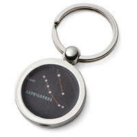 Astrology Keyfob, Capricorn, Key Chains