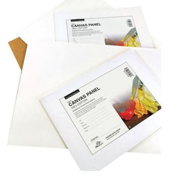 18x24 Cotton Canvas Panels - 12 Pack