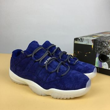 "Nike Air Jordan 11 Low ""RE2PECT"" AV2187-441"