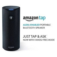 Amazon Tap - Alexa-Enabled Portable Bluetooth Speaker