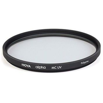 Hoya 67mm Alpha Multi-Coated UV Optical Glass Filter