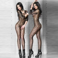 Cute Hot Deal On Sale Sexy Hollow Out Socks Exotic Lingerie [6596521283]