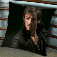 Once Upon a Time Captain Hook for Pillow cover