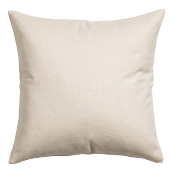 H&M Cotton Canvas Cushion Cover $4.99